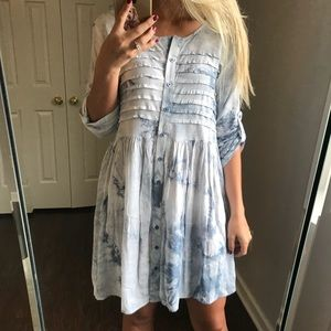 Dresses & Skirts - Tie Dye Dress